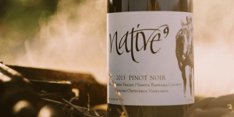Ranchos de Ontiveros 2013 Native9 Pinot Noir