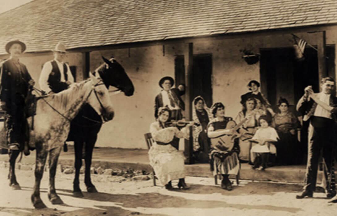 First generation Californian Ontiveros family